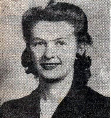 Obituary Notice: Helen A. Vaughn