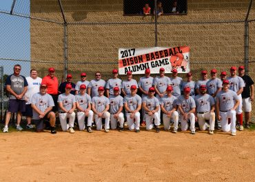 Bison Baseball Alumni Game Scheduled for Saturday