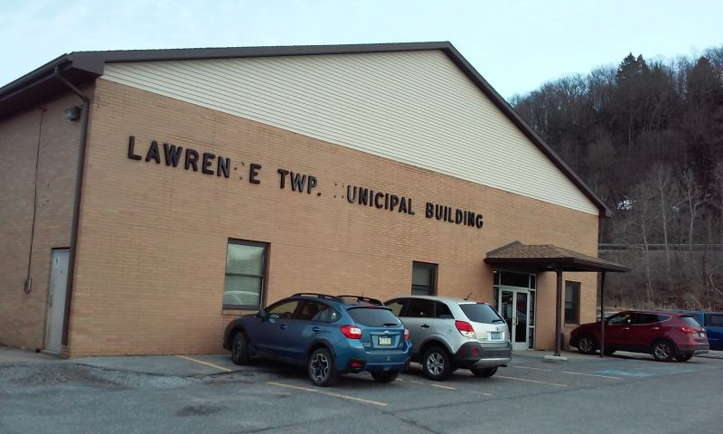 Lawrence Township Supers Discuss Several Items of Business