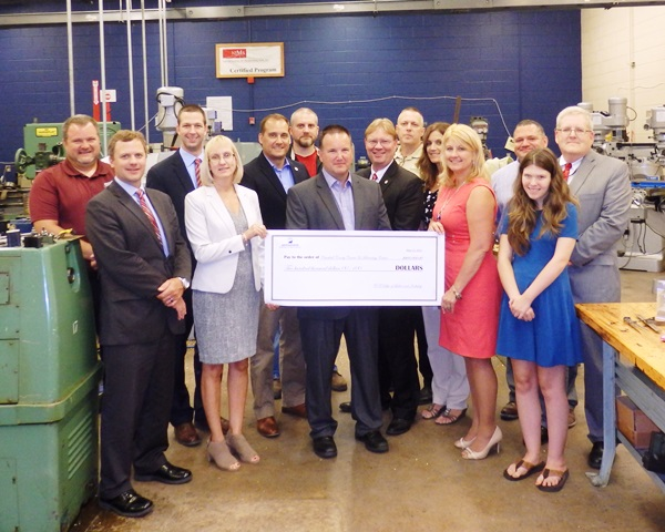 CCCTC Awarded Tech Grant from PA Dept. of Labor & Industry