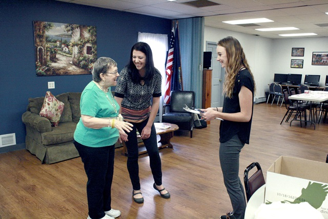 Students Reach Out to Local Seniors for National Fall Prevention Initiative