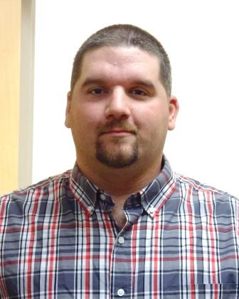 Matthew is New Diesel Equipment Maintenance and Repair Instructor at CCCTC