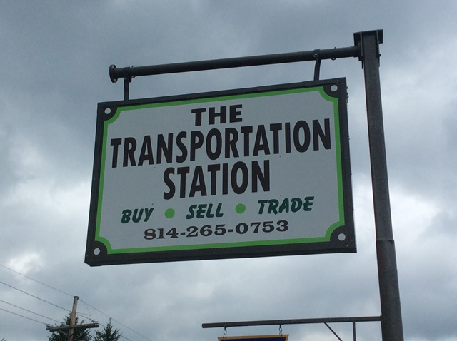 The Transportation Station Now Boasts U-Haul Truck Sharing