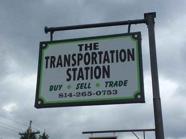 The Transportation Station Now Boasts U-Haul Truck Sharing