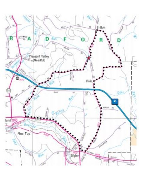 Pipe Work set for Oct. 16-18 in Clearfield Co.; Three-day Detour Will be in Effect