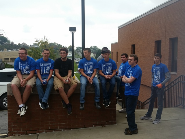 CCCTC Students Participate in PSU's Manufacturing Day