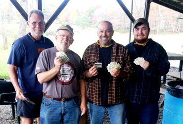 Sportsmen's Club Holds Finals Deer Target Match