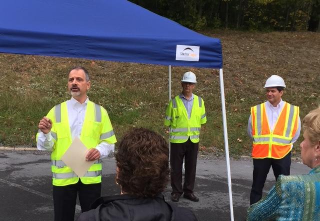 Aqua Pennsylvania Provides First-Hand Look at Major Treasure Lake Main Replacement Project