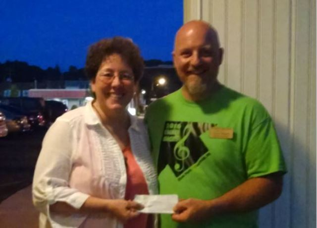 Corner Concert Series Raises Funds for Local Ministry