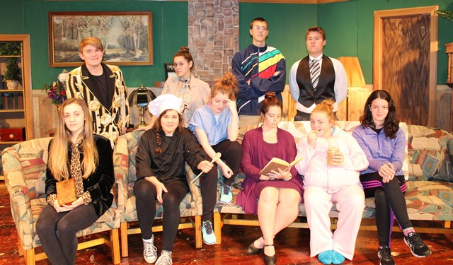 DCC's Senior Class to Present Death by Chocolate