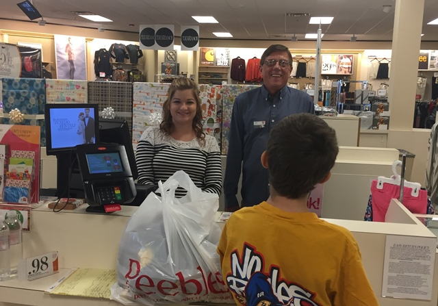 Clearfield United Way Wraps Up Jeans for Teens for 14th Year, Prepares for Campaign Kick-off
