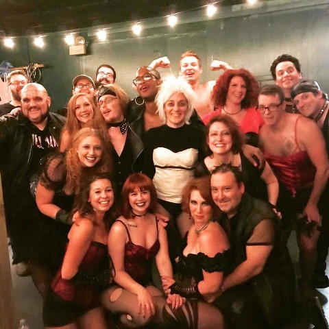 CAST Adds Performances of The Rocky Horror Show