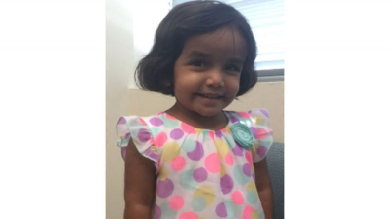 Body of small child found during search for missing 3-year-old