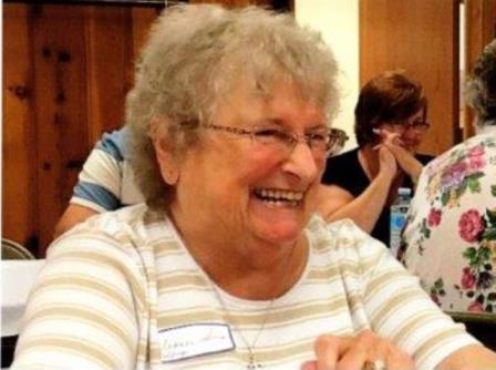 Obituary Notice: Eleanor May Sura