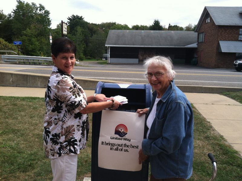Clearfield United Way Begins Residential Campaign