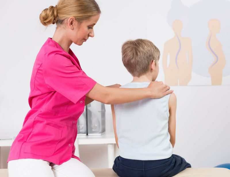 The Medical Minute: Scoliosis Screening Key to Timely Treatment