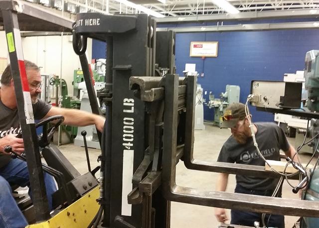 CCCTC's Precision Machine Program Prepares for New Equipment