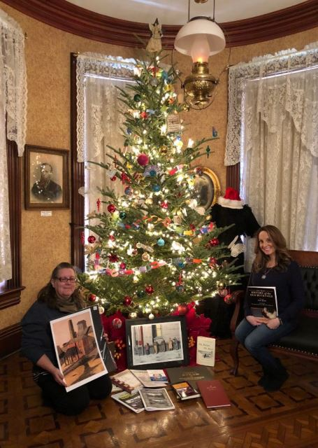 Museum to Host Holiday Open House and Book Sale