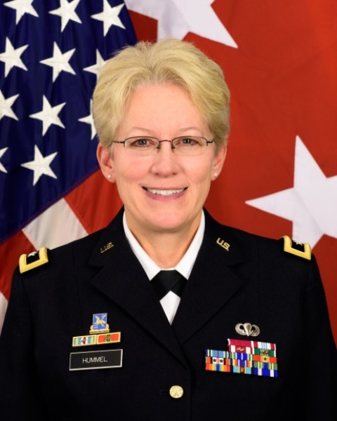 Major General Laurel J. Hummel to Speak at Clearfield Veterans Day Service
