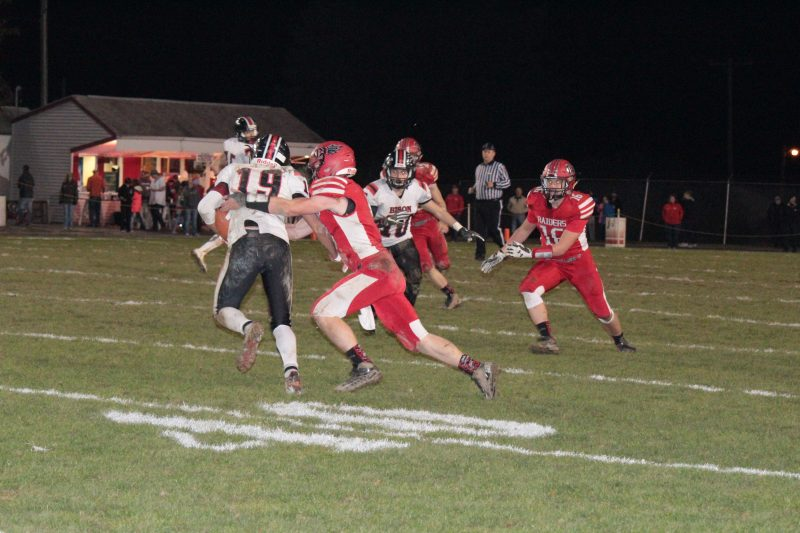 Bellefonte Runs Wild on Bison Defense to Advance in Playoffs