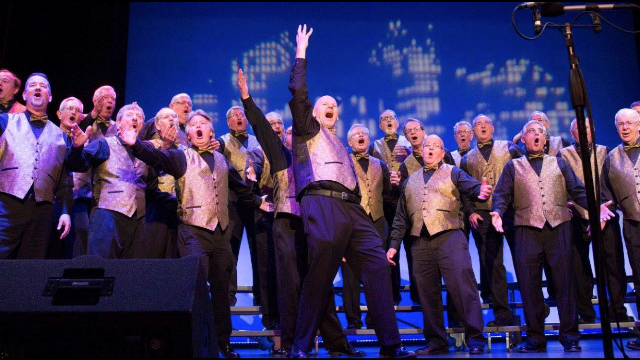 Nittany Knights Barbershop Chorus Returns to CAST