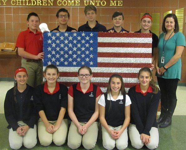 DuBois Central Catholic to Host Veterans Day Celebration