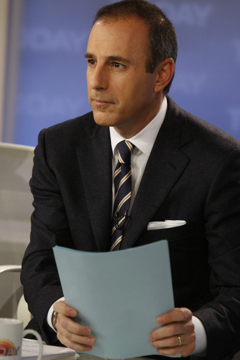 Read Matt Lauer's full apology