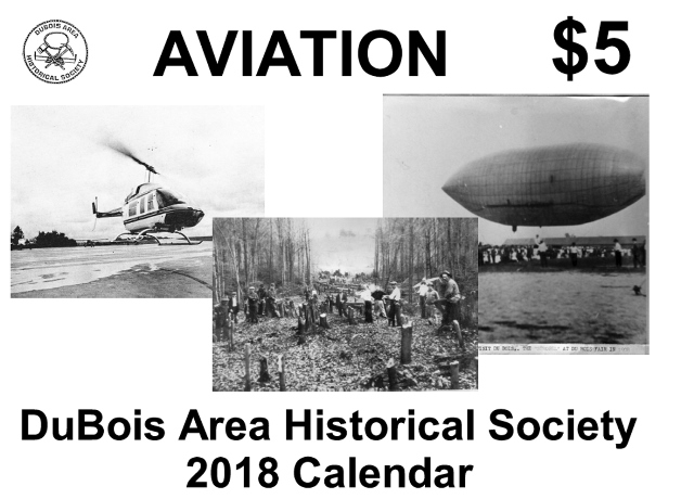 2018 Calendar Celebrates Aviation