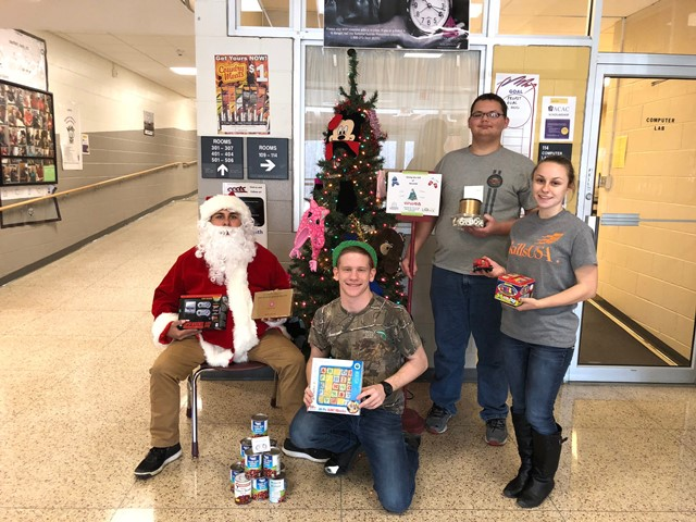 CCCTC Students' Tech Workshop to Benefit Local Charities
