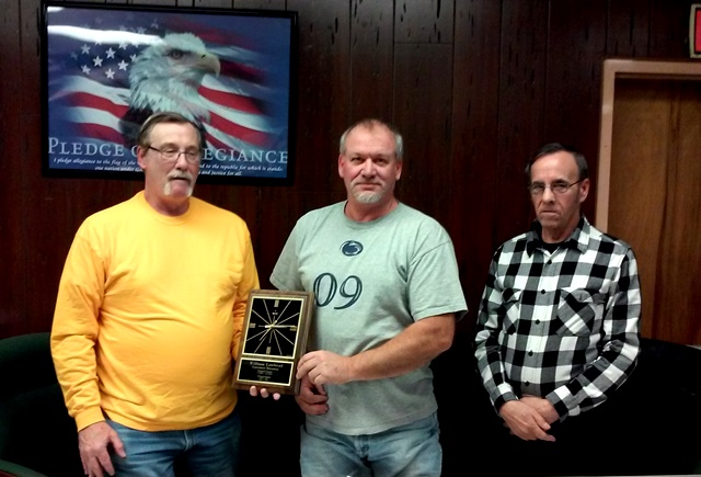 Lawhead Serves Last Meeting as LT Supervisor