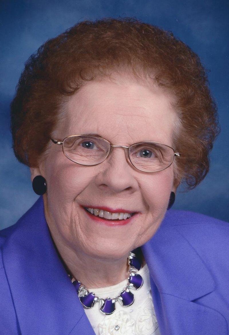 Obituary Notice: D. Joanne Bezilla