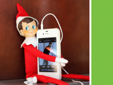 Where is Your Elf on the Shelf?
