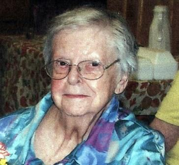 Obituary Notice: Helen Rose Eckley