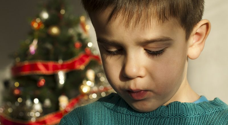 The Medical Minute: Celebration Tempered With Grief at the Holidays