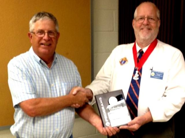 Houtzdale Knights of Columbus Receives Colombian Award