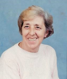 Obituary Notice: Patricia M. (Renaud) Keith Ross