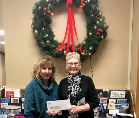 "Clearfield Chamber Announces ""Cash for Christmas"" Winner"