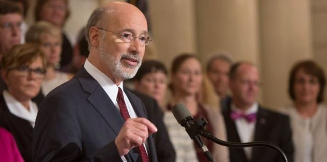 Governor Wolf, Elected Officials Rally Against Anti-Choice Legislation