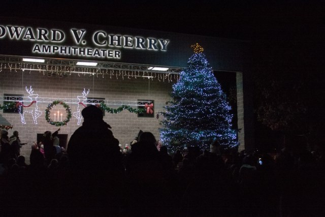 "PHOTO SLIDESHOW: ""Brighten the Night"" Kicks Off Holidays in DuBois"