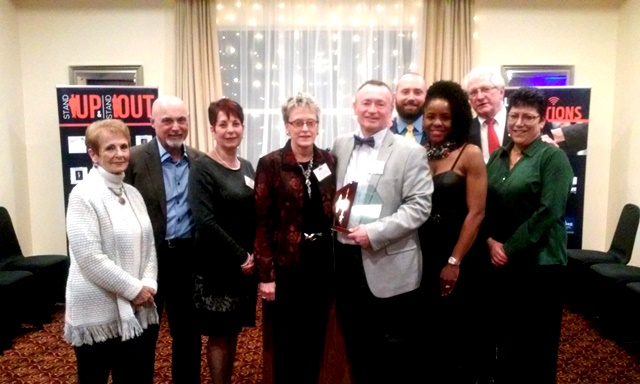Businesses, Citizen Honored at DuBois Chamber Bash