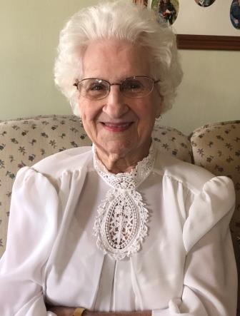 Obituary Notice: Levoy M. (Lytle) Barger