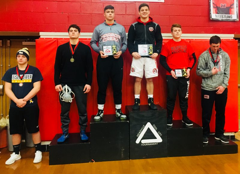 Luke McGonigal Wins Tool City Tournament; Hunter Wright Impresses Crowd With 3rd Place Finish