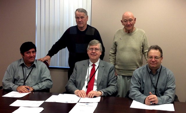Clearfield Commissioners Pass Statement of Support for Guard and Reserve