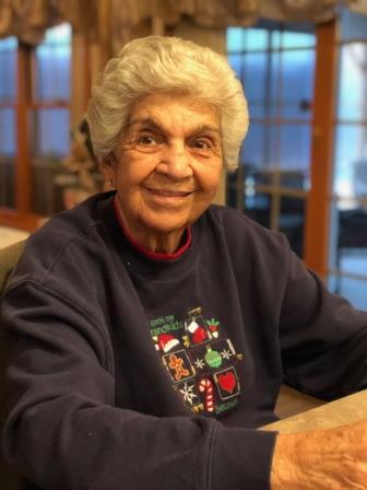Obituary Notice: Geraldine H. Muccio