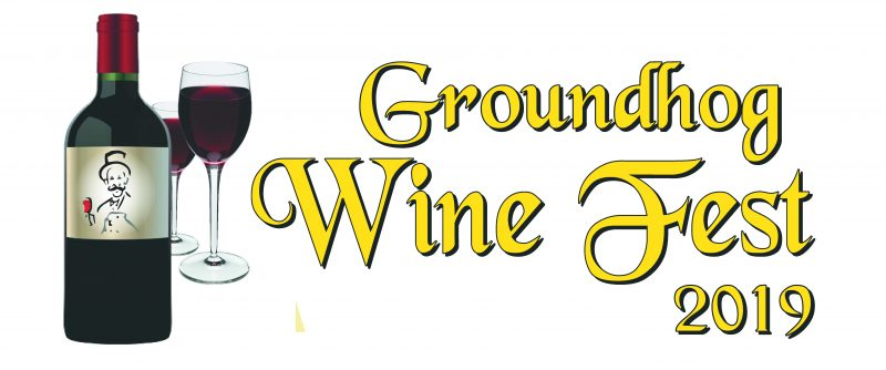 Last Chance:  Enter to Win 2 Tickets to Groundhog Wine Fest 2019