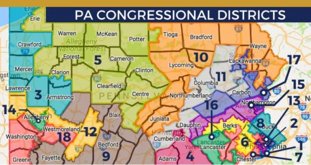Wolf Hosts Non-Partisan Redistricting Listening Session with State College Residents