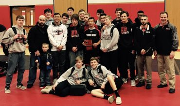 Clearfield Places 5th at Bison Duals; DuBois Earns First Team Title