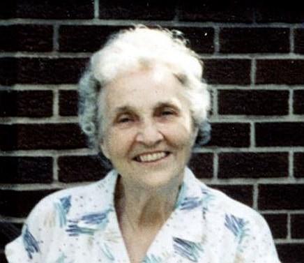 Obituary Notice: Violet L. Erickson