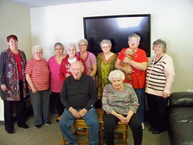 Residents Participate in CCAAA Chronic Disease Self-Management Classes