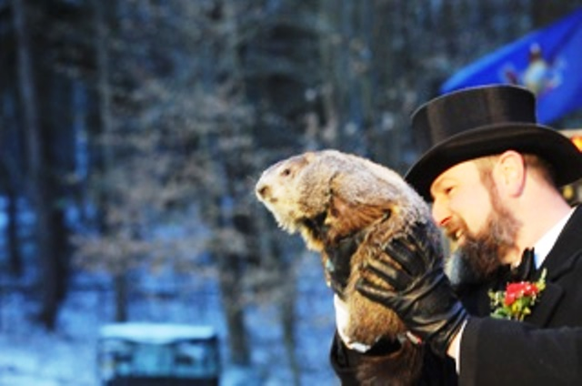 Punxsutawney Phil: Six More Weeks of Winter to Go